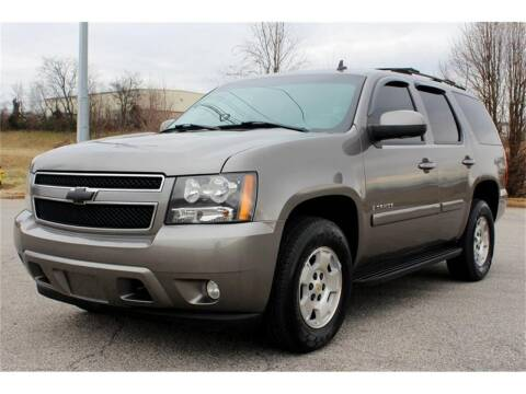 2007 Chevrolet Tahoe for sale at Smart Buy Car Sales in St. Louis MO