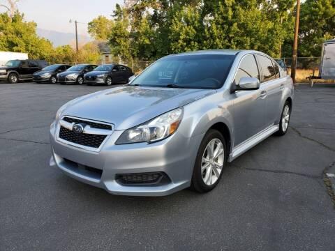 2014 Subaru Legacy for sale at UTAH AUTO EXCHANGE INC in Midvale UT