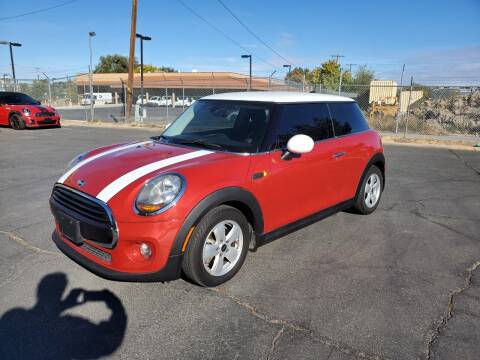 2016 MINI Hardtop 2 Door for sale at UTAH AUTO EXCHANGE INC in Midvale UT