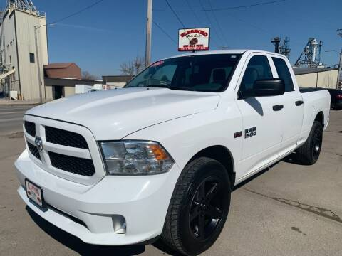 2014 RAM Ram Pickup 1500 for sale at El Rancho Auto Sales in Des Moines IA