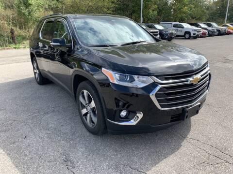 2019 Chevrolet Traverse for sale at Ganley Chevy of Aurora in Aurora OH