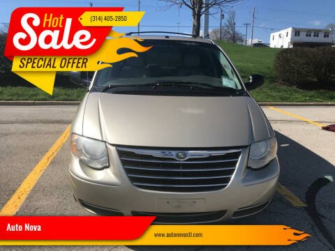 2006 Chrysler Town and Country for sale at Auto Nova in St Louis MO