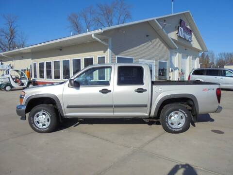 2008 Chevrolet Colorado for sale at Milaca Motors in Milaca MN