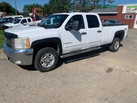 2009 Chevrolet Silverado 3500HD for sale at Four Boys Motorsports in Wadena MN