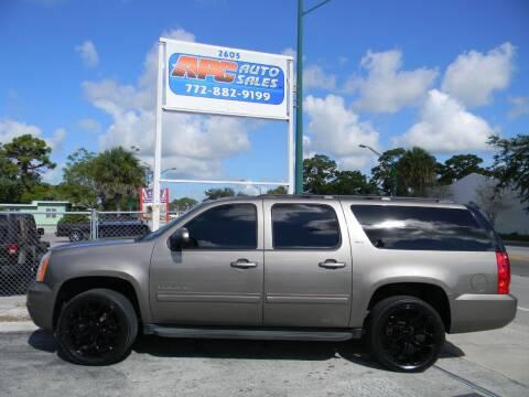 2013 GMC Yukon XL for sale at APC Auto Sales in Fort Pierce FL