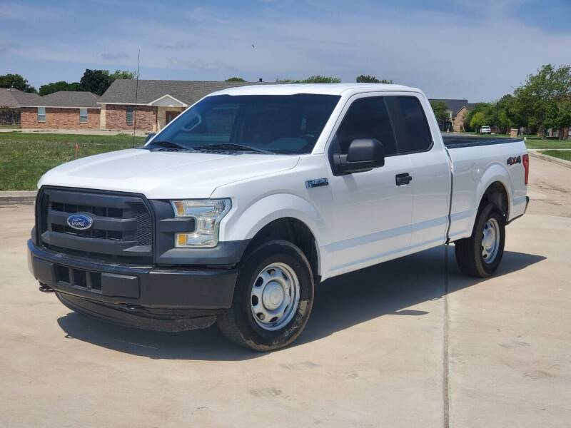 2015 Ford F-150 for sale at Chihuahua Auto Sales in Perryton TX