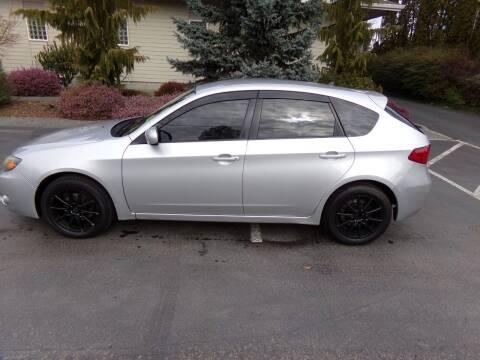 2010 Subaru Impreza for sale at Signature Auto Sales in Bremerton WA