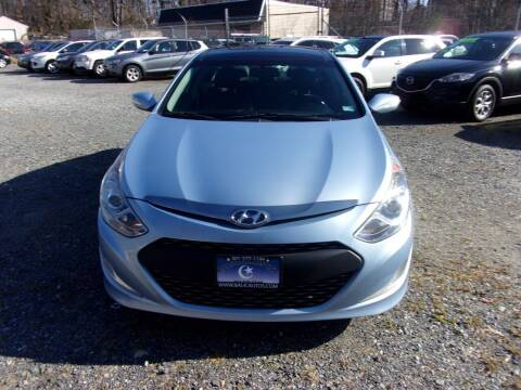 2012 Hyundai Sonata Hybrid for sale at Balic Autos Inc in Lanham MD