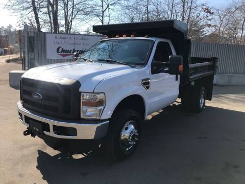 2010 Ford F-350 Super Duty for sale at Chuckran Auto Parts Inc in Bridgewater MA
