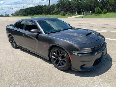 2017 Dodge Charger for sale at TROPHY MOTORS in New Braunfels TX