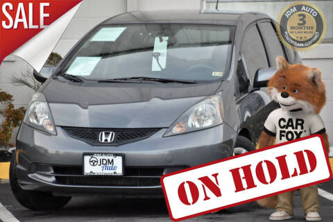 2012 Honda Fit for sale at JDM Auto in Fredericksburg VA