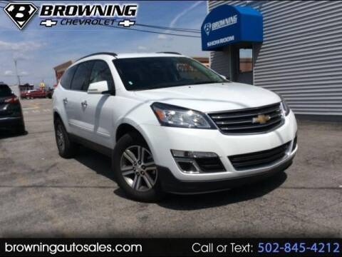 2017 Chevrolet Traverse for sale at Browning Chevrolet in Eminence KY