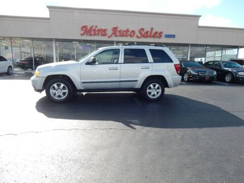 2008 Jeep Grand Cherokee for sale at Mira Auto Sales in Dayton OH