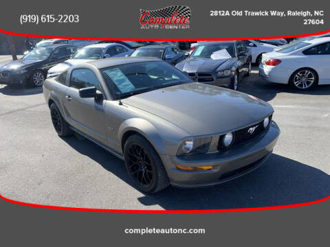 2005 Ford Mustang for sale at Complete Auto Center , Inc in Raleigh NC
