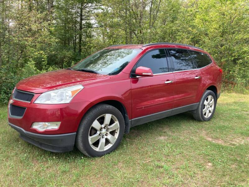 2012 Chevrolet Traverse for sale at Expressway Auto Auction in Howard City MI
