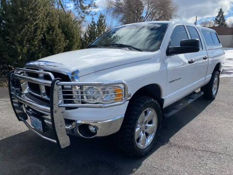 2005 Dodge Ram Pickup 1500 for sale at Just Used Cars in Bend OR