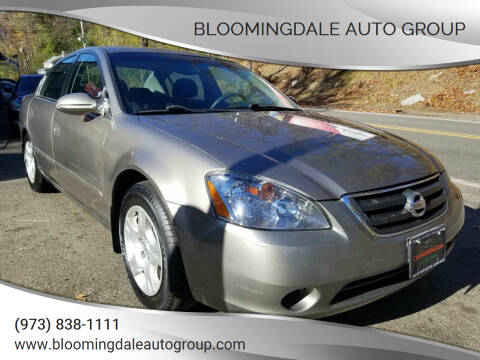 2003 Nissan Altima for sale at Bloomingdale Auto Group in Bloomingdale NJ