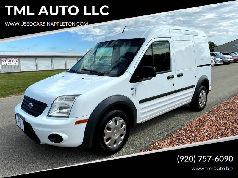 2013 Ford Transit Connect for sale at TML AUTO LLC in Appleton WI