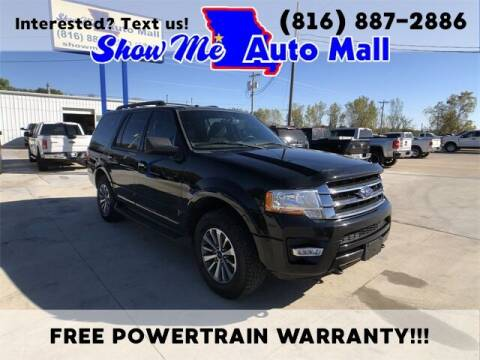 2016 Ford Expedition for sale at Show Me Auto Mall in Harrisonville MO