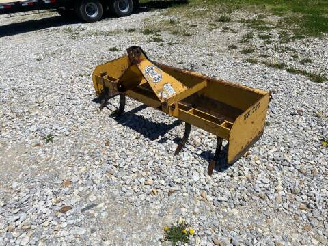 """2020 Bush Hog BX760 72"""" Box Blade for sale at Ken's Auto Sales & Repairs in New Bloomfield MO"""