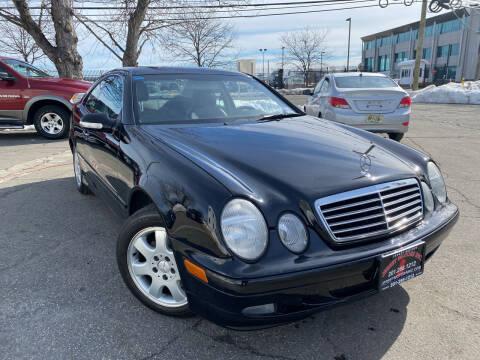 2001 Mercedes-Benz CLK for sale at JerseyMotorsInc.com in Teterboro NJ
