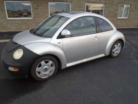 1999 Volkswagen New Beetle for sale at SWENSON MOTORS in Gaylord MN