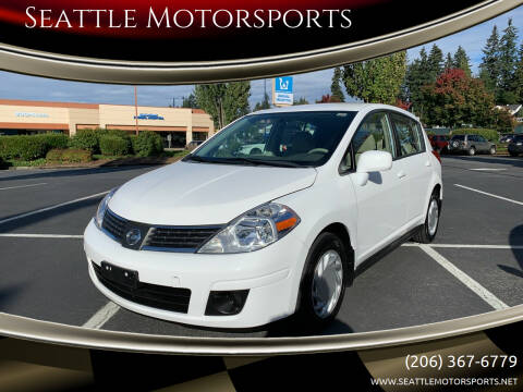 2007 Nissan Versa for sale at Seattle Motorsports in Shoreline WA