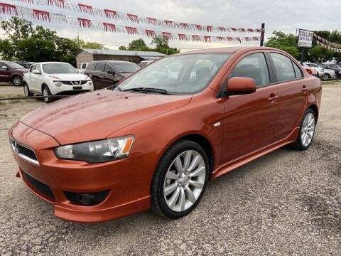 2009 Mitsubishi Lancer for sale at Collins Auto Sales in Waco TX