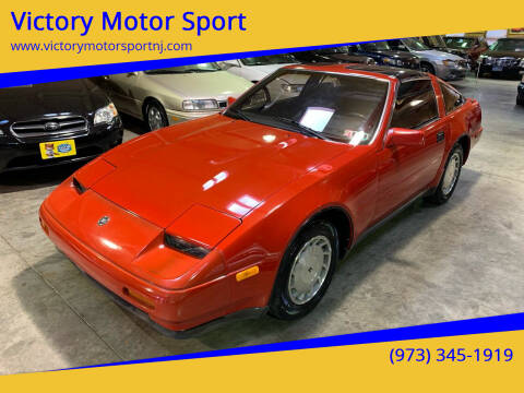1987 Nissan 300ZX for sale at Victory Motor Sport in Paterson NJ