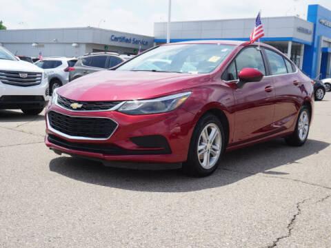 2018 Chevrolet Cruze for sale at Suburban Chevrolet of Ann Arbor in Ann Arbor MI