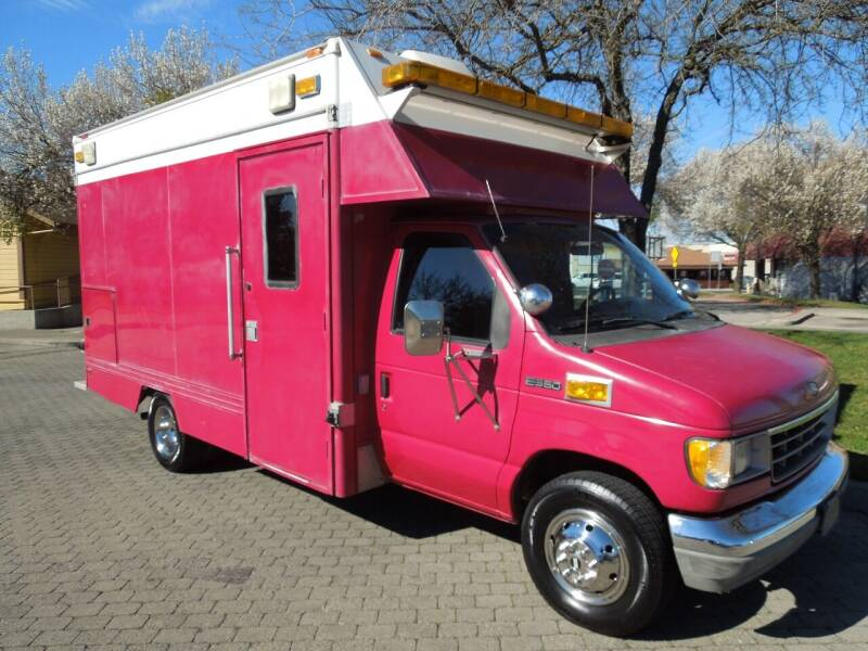 1992 Ford E-Series Chassis for sale at Family Truck and Auto.com in Oakdale CA