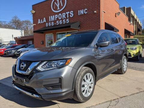 2017 Nissan Rogue for sale at A & A IMPORTS OF TN in Madison TN