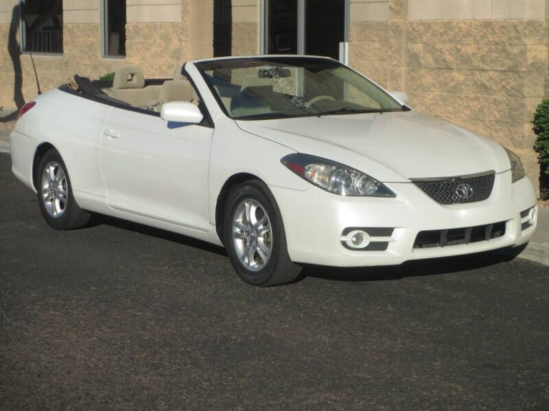2007 Toyota Camry Solara for sale at COPPER STATE MOTORSPORTS in Phoenix AZ