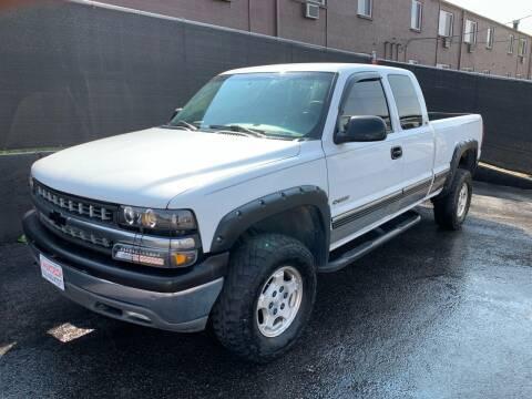 1999 Chevrolet Silverado 1500 for sale at McManus Motors in Wheat Ridge CO