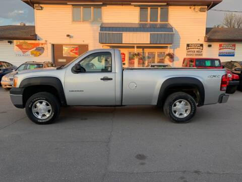 2010 GMC Sierra 1500 for sale at Twin City Motors in Grand Forks ND