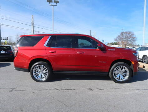 2021 Chevrolet Tahoe for sale at Southern Auto Solutions - BMW of South Atlanta in Marietta GA