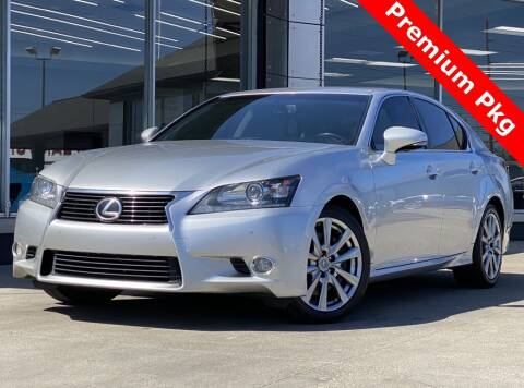 2015 Lexus GS 350 for sale at Carmel Motors in Indianapolis IN