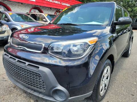 2015 Kia Soul for sale at Ace Auto Brokers in Charlotte NC