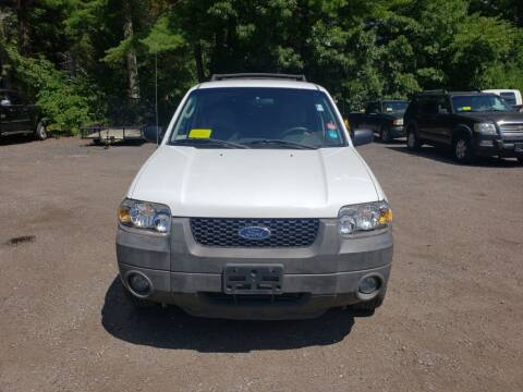 2005 Ford Escape for sale at 1st Priority Autos in Middleborough MA