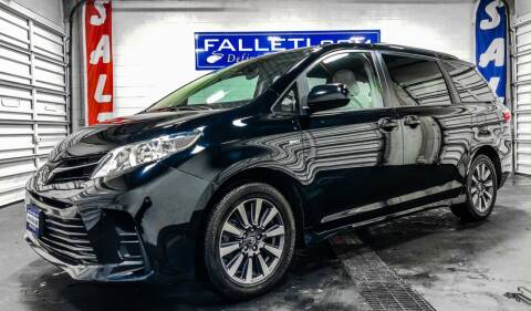 2018 Toyota Sienna for sale at Falleti Motors, Inc.  est. 1976 in Batavia NY