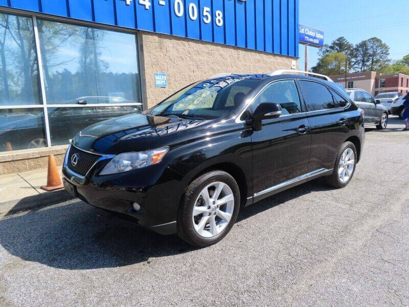 2010 Lexus RX 350 for sale at Southern Auto Solutions - 1st Choice Autos in Marietta GA