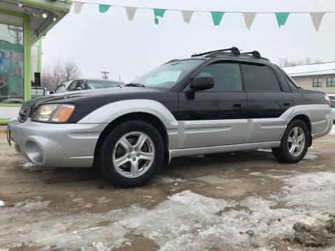 2003 Subaru Baja for sale at Super Trooper Motors in Madison WI