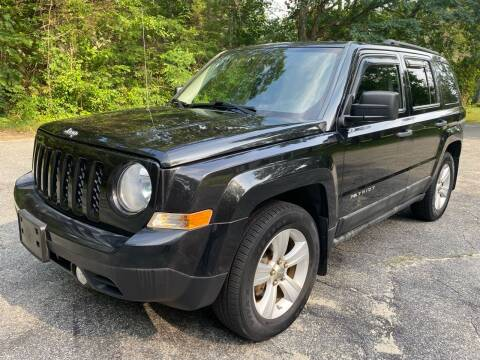 2011 Jeep Patriot for sale at Kostyas Auto Sales Inc in Swansea MA