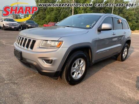 2014 Jeep Grand Cherokee for sale at Sharp Automotive in Watertown SD