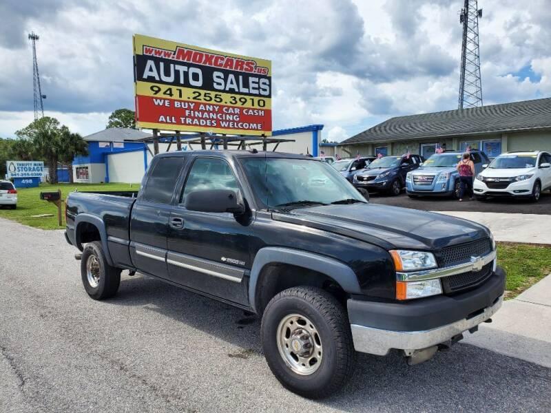 2004 Chevrolet Silverado 2500HD for sale at Mox Motors in Port Charlotte FL