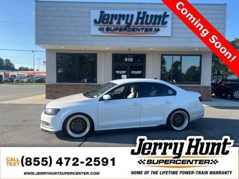 2016 Volkswagen Jetta for sale at Jerry Hunt Supercenter in Lexington NC