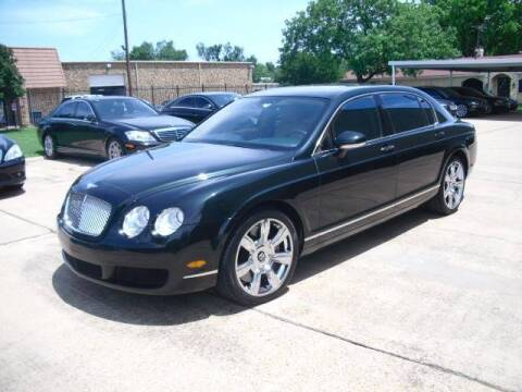 2006 Bentley Continental for sale at German Exclusive Inc in Dallas TX