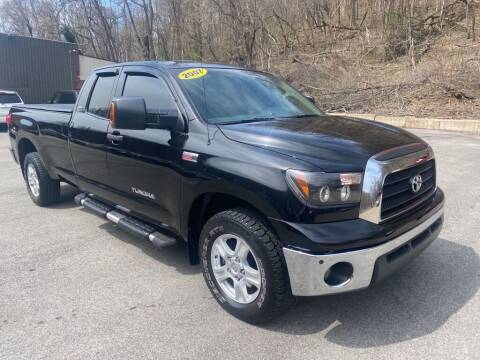 2007 Toyota Tundra for sale at Worldwide Auto Group LLC in Monroeville PA
