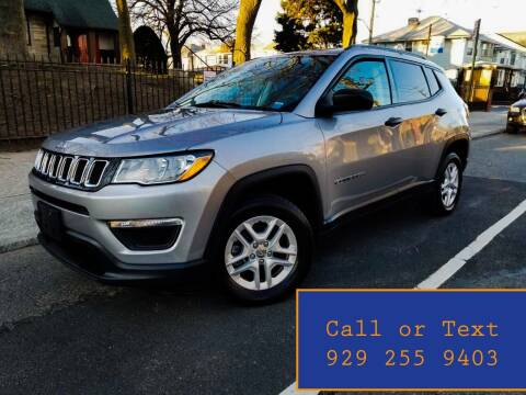 2018 Jeep Compass for sale at Ultimate Motors in Port Monmouth NJ