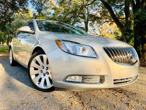 2011 Buick Regal for sale at FLORIDA MIDO MOTORS INC in Tampa FL